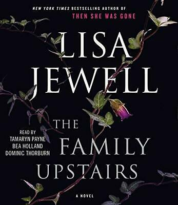 The Family Upstairs by Jewell, Lisa Book The Cheap Fast Free Post