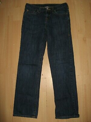 Worn Once Boys Stonewash Blue Classic Straight Leg True Religion Jeans Age 12-14