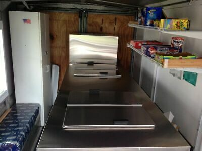 Used Chevrolet P-30 Ice Cream Truck / Mobile Ice Cream Business for Sale in New