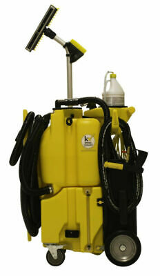 Kaivac 1750 Bathroom Cleaning All in One, no touch - CV19 Disinfectant Included