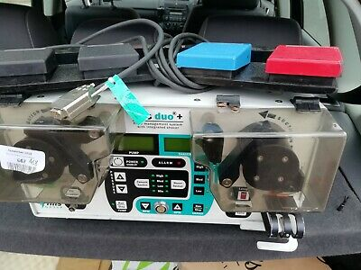 FMS duo Shaver  irrigation system unit foot pedal no hand peice cable.powersup