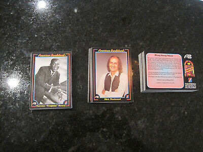 1993 American Bandstand  100  card Set free shipping