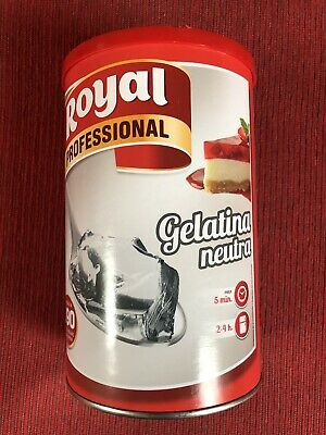 Gelatina Neutra Royal 650g