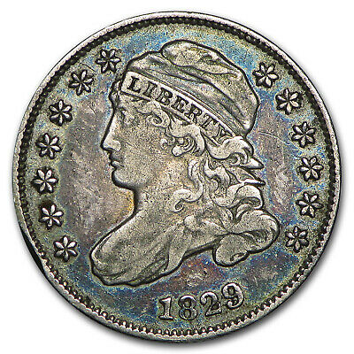1829 Capped Bust Dime VF - SKU#98262