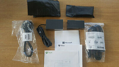 Genuine Microsoft Kinect One Adapter  Xbox One S X Official Kinect 2.0 Pc Usb