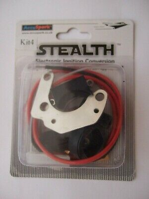 AccuSpark Stealth Electronic Ignition Conversion Kit 4