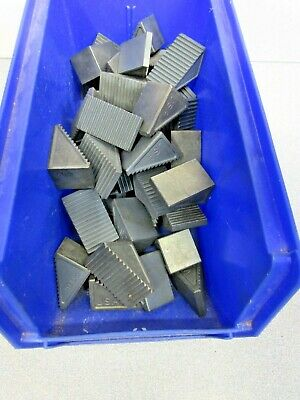 USA 40103 Set Up Block Serrated Clamp Riser Hold Down Step Milling NOS