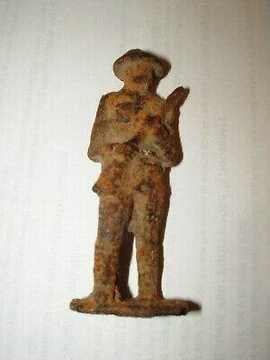 Vintage Lead  Soldier Toy Figure-Ww1