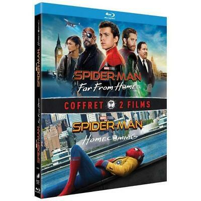 Blu-ray Neuf - Spider-Man : Homecoming + Far from Home