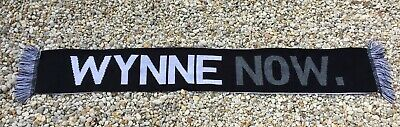 Kathleen Wynne Ontario Canada Liberal Party Premier Campaign LGBT Interest Scarf