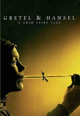 Gretel & Hansel (DVD 2020) In Stock ! Horror/Thriller/Fantasy-Ships Free!