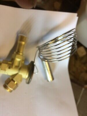 Danfoss 068Z3400 Thermostatic Expansion Valves New No Box Or Fittings