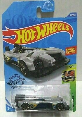 2020 Hot Wheels Exotics Electro Silhouette 181