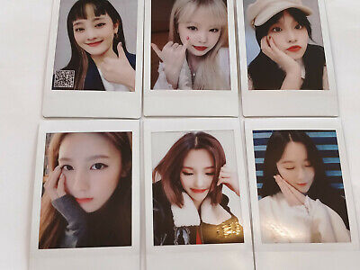 (G)I-dle Official Instax Polaroid set gidle US shipping