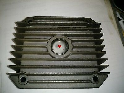 USED COMET Pump REAR CASE COVER fits ZWD Pumps - # 0402.0220.00