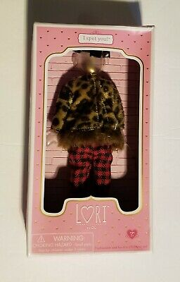 "Lori by Our Generation 6"" Doll I Spot You *Open Box - missing purse*"