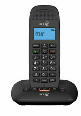 BT 3660 Single Digital Cordless Phone With Answer Machine -& Speaker Hands-free