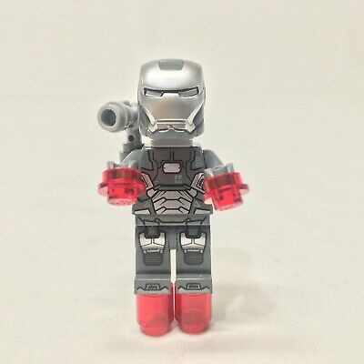 LEGO Marvel Super Heros Minifigure - War Machine (sh066)