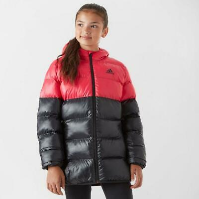 Junior Girls Adidas Padded jacket with hood - CF1621