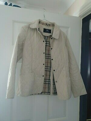 Girls Burberry Coat Age 14+ , Fit UK size 6-8