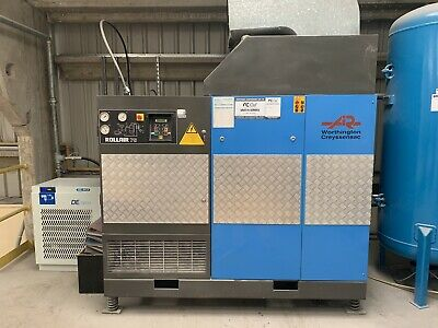 Worthington Creyssensac Rollair 75 Compressor