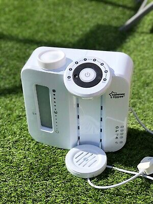 Tommee Tippee Closer to Nature Perfect Prep Machine BOXED - White