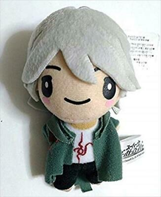 Danganronpa 2 Mascot Mini Plush Doll Nagito Komaeda Furyu Toy Japan Anime F/S