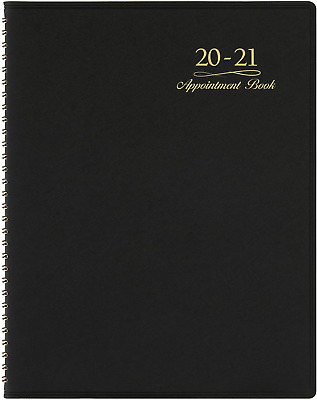 2020 Weekly Appointment Book//Planner Daily//Hourly Planner with Tabs 8.26�x 1