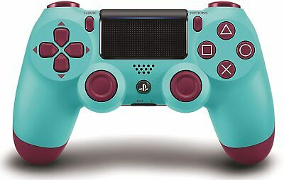 Sony PlayStation 4 DualShock Wireless Controller [Berry Blue Edition] NEW