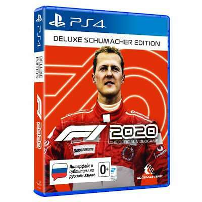 F1 2020. Deluxe Schumacher Edition (PS4)