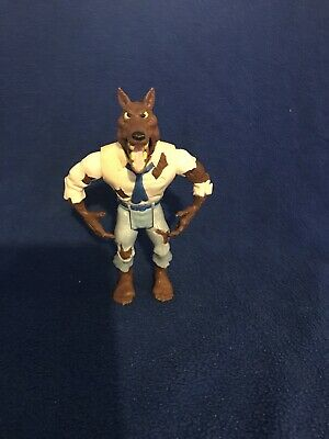 Real Ghostbusters action figure toy vtg Kenner columbia 1986 Wolfman werewolf