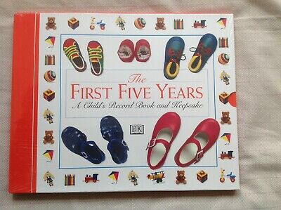The First Five Years Book