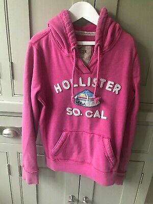 Hollister girls size S small cotton hoody in excellent condition
