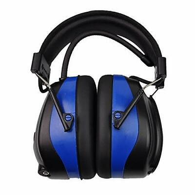 Rechargeable Ear Defenders with Bluetooth, FM/AM Digital Radio