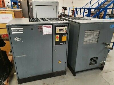 Atlas Copco GA18 Rotary Screw Compressor