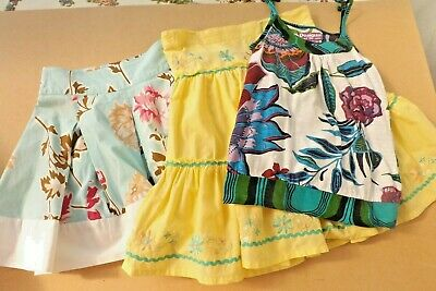 Bundle of girls clothes age 5 years Joules, Desigual, Pumpkin Patch Skirts & Top