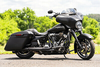 2017 Harley-Davidson Touring  2017 Harley-Davidson Street Glide Special FLHXS Blacked-Out Performance Upgrades