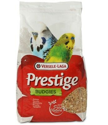 Versele Laga Prestige Budgies Wellensittichfutter Wellensittich Exoten  20 Kg