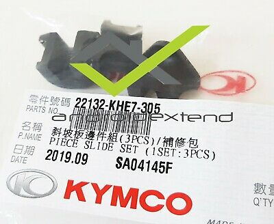 KYMCO X-TOWN 300i ABS CVT SLIDING PIECES