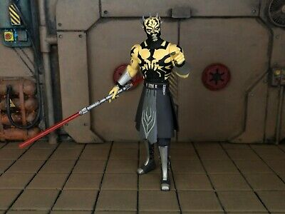 Loose Star Wars The Clone Wars Savage Opress