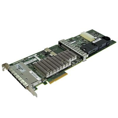 HP Smart Array P812 SAS RAID Controller PCIe x8 1GB PN 487204-B21, 488948-001