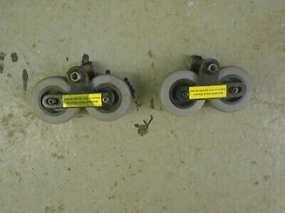 Quingo Air Mobility Scooter Type B Anti Tip Wheels.