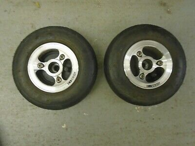 Quingo Air Mobility Scooter Rear Wheels & Tyres. 280/250-4.