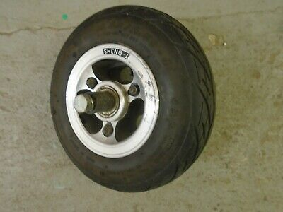 Quingo Air Mobility Scooter Front Wheel & Tyre. 280/250-4.