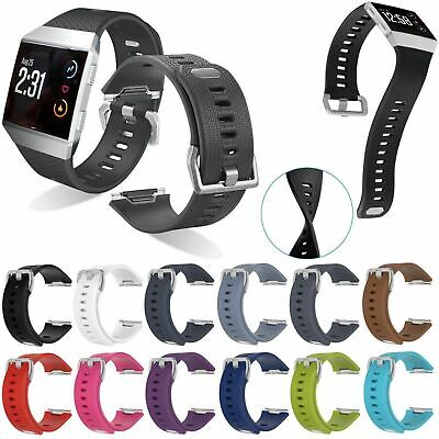 Replacement Silicone Band Wristband Strap for Fitbit Ionic Fitness Smartwatch