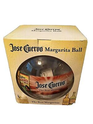 Jose Cuervo Margarita Ball Red Label New In Box Perfect For Parties