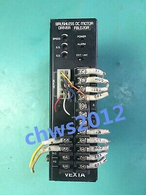 1 PCS VEXTA Oriental driver FBLD20A in good condition