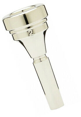 Denis Wick DW5883-2 Silver-Plated Tenor Horn Mouthpiece