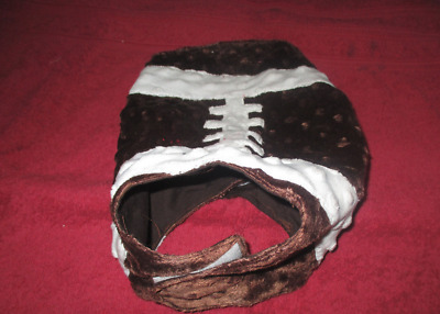 Dog Football Outfit! Made with minky!