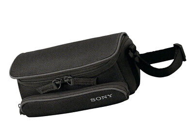 Black Sony Ultra Compact Case for Handycam